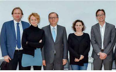 Eva Linsinger, Hans-Peter Siebenhaar, Nina Horaczek & Walter Hämmerle