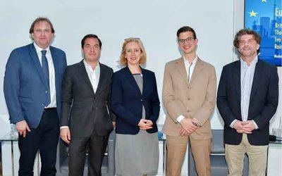 Britta Hilpert, Rainer Nowak, Ivo Mijnssen & Thomas Mayer